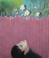 """Bild """"Frühlingserwachen"""" (2010) (Original / Unikat), ungerahmt"""