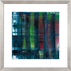 "Painting ""Abstract Painting"" (1992), Framed"