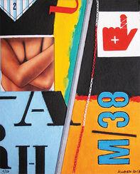 """Bild """"M 38"""" (2013)"""