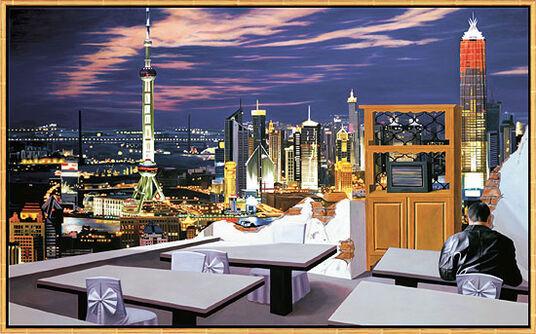 """TA MEN: Bild """"Shanghai II"""""""