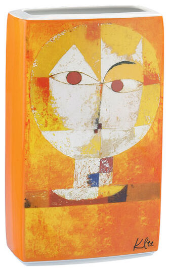 "Paul Klee: Porzellanvase ""Baldgreis"" (1922)"