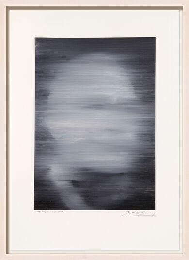 "Detlev van Ravenswaay: Bild ""Gerhard Richter"" (2015) (Unikat)"