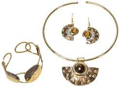 """Jewelry Set """"Savanna"""""""