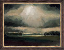 """Bild """"Nach dem Regen"""" (1999/2000) (Unikat)"""
