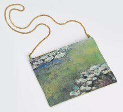 Evening bag 'Nympheas'