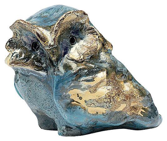 "Ursula Keusgen: Garden Object ""Owl"" (Small Version)"