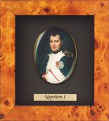 Miniature portrait of Napoléon Bonaparte (1769-1821)