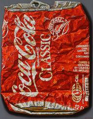 "Bild ""Cola Classic USA"" (2016) (Unikat)"