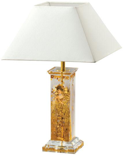 """Gustav Klimt: Tischlampe """"Adele Bloch-Bauer"""""""