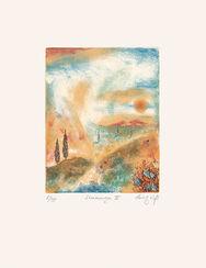 """Bild """"Stimmungen III"""" (2009), ungerahmt"""