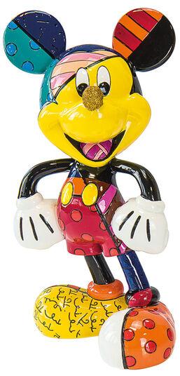 """Romero Britto: Skulptur """"Micky"""", Kunstguss"""
