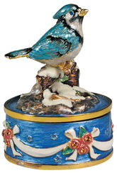 "Music Box ""Blue Bird"""