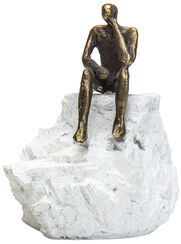 "Sculpture ""The Thinker"""