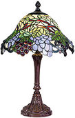 "Tiffany Lamp ""Vine Branches"""