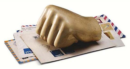 """Egyptian Hand"""