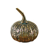 "Decoration fruits ""pumpkin"", bronze edition"