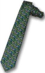 Tie 'Flower tendrils'