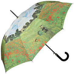 "Umbrella ""Poppy Field at Argenteuil"""