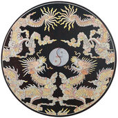 "Dietz-replica ""Yin Yang Dragons of protecting"""