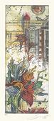 """Bild """"Florentinische Impressionen II"""" (2007), ungerahmt"""