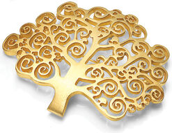 "Brooch/Pendant ""Tree of life"""