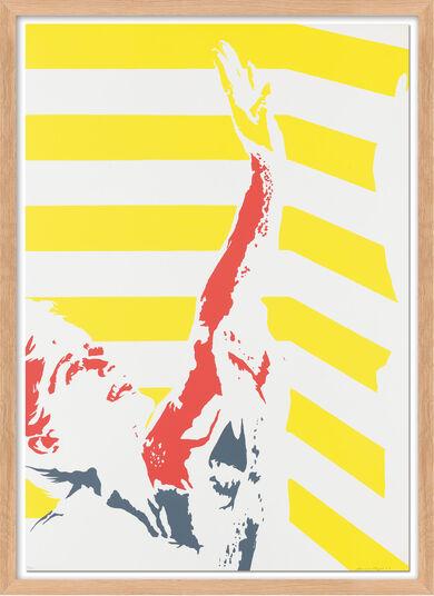 "Werner Berges: Bild ""Bad"" (1968)"
