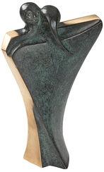 """Skulptur """"Tanzpaar"""", Bronze"""