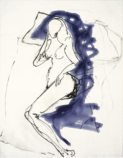 """Tracey Emin: Bild """"More of you"""" (2014)"""