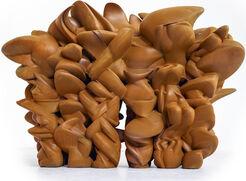 "Skulptur ""Grenze weg"" (2015)"