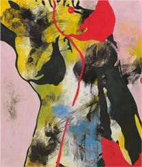 "Bild ""Torso I"" (2010) (Original / Unikat), ungerahmt"