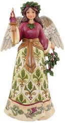 """Skulptur """"Victorian Angel"""", Kunstguss"""
