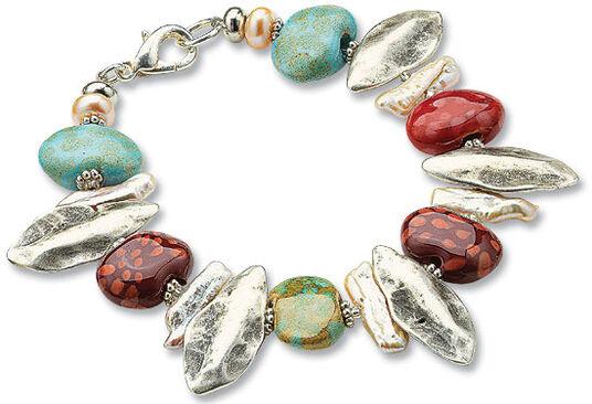 "Anna Mütz: Bracelet ""Spring"""