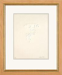 """Bild """"Euklides"""" (1984)"""