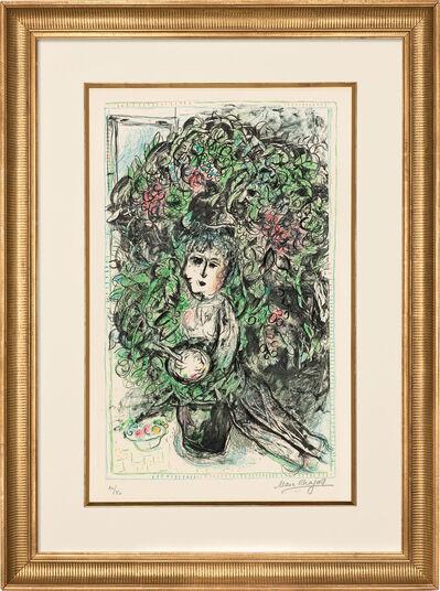"Marc Chagall: Bild ""Le Jour de Mai"" (1972)"