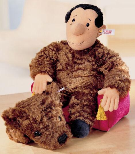 """Loriot: Steiff-Jahresteddy 2003 """"Der Mensch im Bären"""""""