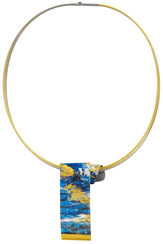 "Collier ""Blue Horizon"""
