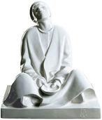 "Sculpture ""Blind Beggar"", porcelain"