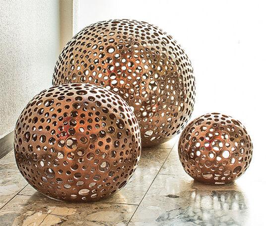 Set of 3 decorative balls