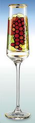 "Champagnerkelch ""Riesling"" - nach Louis C. Tiffany"
