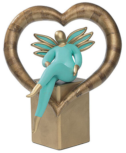 "Raffael Zahry: Sculpture ""Secureness"""