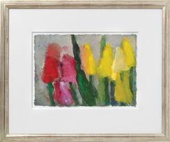 """Bild """"Tulpen"""" (2014) (Unikat)"""