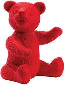 "Skulptur ""Teddy (rot)"" (2007)"