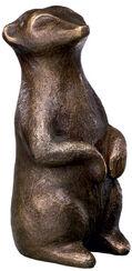 """Skulptur """"Fifikus I"""" (2012), Bronze"""