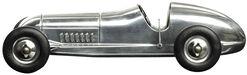 "Modellauto ""Indy Racer"" aus recyceltem Aluminium"