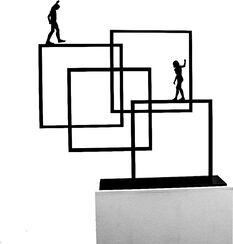 "Skulptur ""Keep the balance"" (2009)"