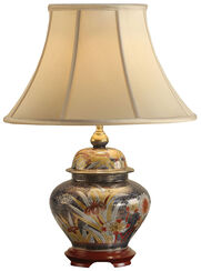 "Table lamp ""Honey Flower"""