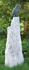 "Garden sculpture ""Owl"" (edition with column)"