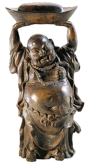 Hotai luck figurine