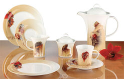 Coffee set, 20-piece, without coffeepot