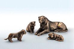 """Lying Lion Cub"""